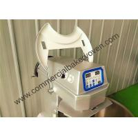 Buy cheap Low Noise Spiral Dough Mixer , Double Motor Countertop Spiral Mixer from wholesalers