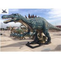 Wholesale Playground Jurassic Park Animatronics Dinosaur Cases Realistic Large Dinosaurs from china suppliers