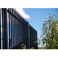 Buy cheap Component steel fence panel ,Steel Tubular Fence from wholesalers