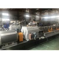 Buy cheap Pet Twin Screw Extruder / Twin Screw Extrusion Machine 300 Kg Per Hour from wholesalers