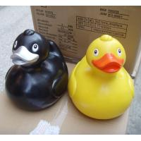 Buy cheap Phthalates Free Giant Weighted Rubber Ducks Toys Safe Soft For Baby Bath Time Huge Duck for racing from wholesalers