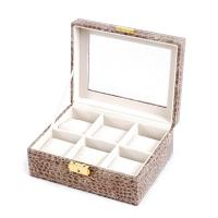Wholesale Customized Watch Leather Tool Case Display Watch Box BV Verify from china suppliers