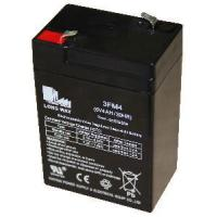 Buy cheap Sealed Rechargeable Lead-Acid Battery(6V4AH/20HR) from wholesalers