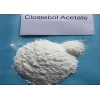Buy cheap Hot Sell Turinabol / 4-Chlorotestosterone Acetate / Clostebol Acetate Body Fitness Steroid Powder from wholesalers