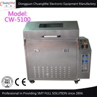 Pneumatic Control smt cleaning equipment Pallet Cleaning Machine 100 safe Manufactures