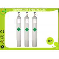 Buy cheap Lighting Photography Rare Noble Gas Krypton Gas Kr Electronic Grade from wholesalers