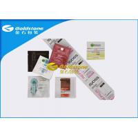 Wholesale Shampoo And Conditioner Aluminum Sachets Packaging With Good Self Sealsive from china suppliers