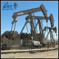 Buy cheap China made Oilfield equipment type CYJ5-2.1-13HB beam pumping unit from wholesalers