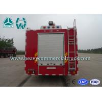 Buy cheap Carbon Steel A Type Foam Fire Fighter Trucks Reliable Structure High Power from wholesalers