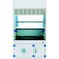 Buy cheap PP Chemical Fume Hood , 850mm Surface Height Laboratory Ductless Fume Hood from wholesalers