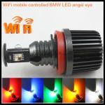 Buy cheap Wifi control 32W RGB H8 LED angel eyes marker headlight for BMW E92 E60 E61 E63 E70 X5 E71 from wholesalers