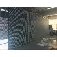 China HD Billboard Advertising LED Display Screen P4 Fixed Installation Color Uniformity on sale