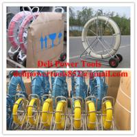 Buy cheap Reels for continuous duct rods,Pipe traker traceable midi duct rodder from wholesalers