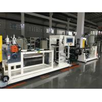 Buy cheap CE Approved Plastic Sheet Production Line , Polycarbonate Sheet Extruders 65×30-300mm from wholesalers