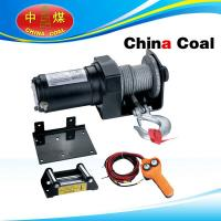 China Off-Road Electric Winch with Auto-Brake, 15000LB towing Capacity on sale