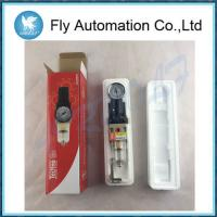 Buy cheap SMC Type Air Preparation Units Techno Air Regulator Filter Automatic Drain AW2000-01 AW2000-02 from wholesalers