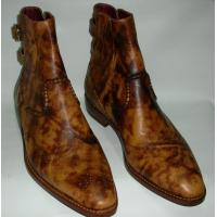 Buy cheap Handmade Casual Leather Shoes from wholesalers