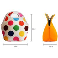 Wholesale 30cm*30cm*16cm Size and Food UseType Neoprene Lunch Tote bag for adult. from china suppliers