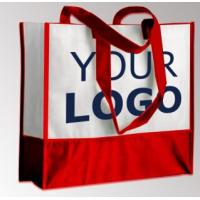 Buy cheap OEM Production Recyclable Tote Bags Custom Logo Non Woven Bag Material from wholesalers