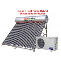 Wholesale solar thermal and heat pump hybrid water heater 3 from china suppliers