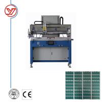Buy cheap High Speed Flatbed Screen Printing Press 800pcs/h For PCB Printing ISO 9001 Approved from wholesalers