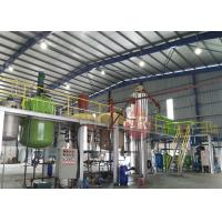 Buy cheap 5Pa Distillation Degree Vacuum Distillation Unit , Used Car Oil Recycling Machine from wholesalers