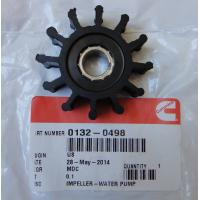 Wholesale USA ONAN CUMMINS diesel generator parts,Impeller of seawater pump for ONAN, 0132-0498,05411316 from china suppliers