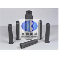 Buy cheap RBSiC / SiSiC Silicon Carbide Burner Nozzle Size Id80 / 50x600mm High Strength from wholesalers