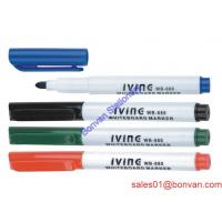 Buy cheap Fabric nib whiteboard Marker / white Board Marker/ dry erase marker pen from wholesalers