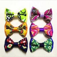 Buy cheap Pre Tied Adjustable Ribbon Bow Crafts Handmade Mixed Assorted Color from wholesalers