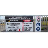 Buy cheap Brisbane Corflute Safety Signage from wholesalers