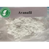 Buy cheap Male Sex Enhancement Supplement Powder Avanafil CAS 330784-47-9 from wholesalers