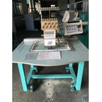 Second Hand Industrial Embroidery Machine For Caps And T Shirts TMEX-C901 Manufactures