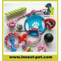 Buy cheap wholesale pet products dog cotton rope chew pet toy product