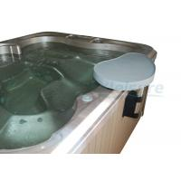 Wholesale Waterproof Hot Tub Side Table Grey Screw On Spa Bar Long Service Life from china suppliers