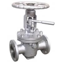 Buy cheap Stainless Steel Plug Valve Good Sealing Nice Appearance Manual Operation from wholesalers