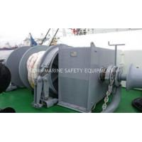 Buy cheap 10ton Marine Hydraulic Winch With Single Drum from wholesalers