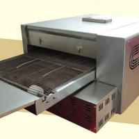 Electric conveyor pizza baker oven YM-18 with CE Manufactures