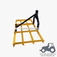 Buy cheap 4LL - Farm implements tractor 3point Land Leveler 4FT from wholesalers