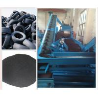 Wholesale Professional Old Tyre Recycling Plant / Tyre Recycle Plant Waterproof from china suppliers