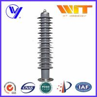 500KV HV Substation Lightning Arrester for Lighting Surge Protection Self Standing Manufactures