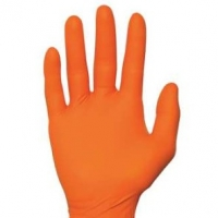 Buy cheap Thickened Sterile Disposable Nitrile Hand Gloves from wholesalers
