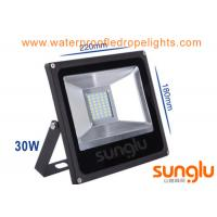 Buy cheap 30W LED Landscape Flood Lights , Waterproof LED Flood Lights With Aluminum Housing from wholesalers