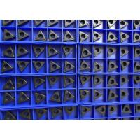 Buy cheap High Efficiency Tungsten Carbide Inserts Wear Resistant With Different Hardness from wholesalers