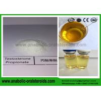 Buy cheap Testosterone Propionate Test P Powder Supplement For Bodybuilder CAS 57-85-2 from wholesalers