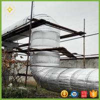 Buy cheap Flame Retardant Double Side Aluminum Foil Laminated Bubble Roofing/Duct Vapor Barrier/Heat Resistance Insulation from wholesalers