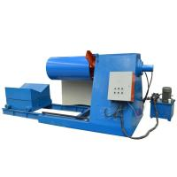 Buy cheap Small Pipe Bending Machine Holding Capacity Hydraulic Decoiler / Uncoiler from wholesalers