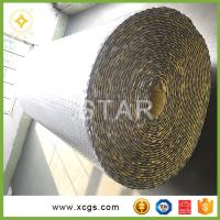 Buy cheap Reflective Cheap White Film Laminated Clear Air Bubble Insulation for Roof and Aluminum Foil Building from wholesalers