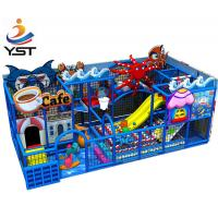 Buy cheap Indoor Customized Design Product Kids Plastic Playground Equipment For Sale from wholesalers