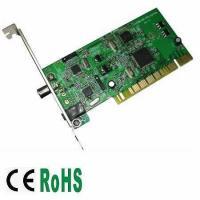 Buy cheap DVB-T TV Tuner Card  PIP from wholesalers